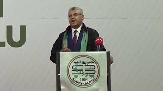 Av. Selahattin Yıldırım'ın Sakarya Barosu Başkanlığına adaylık açıklaması