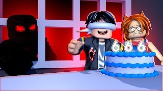 PREPARE ME THE WORST BIRTHDAY PARTY OF MY LIFE IN ROBLOX
