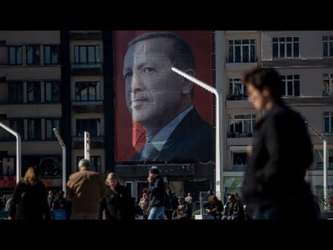 Turkish Citizens Set to Vote on Referendum Further Centralizing Power in Erdogan's Hands