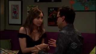 The Big Bang Theory - Hottest chick in da show