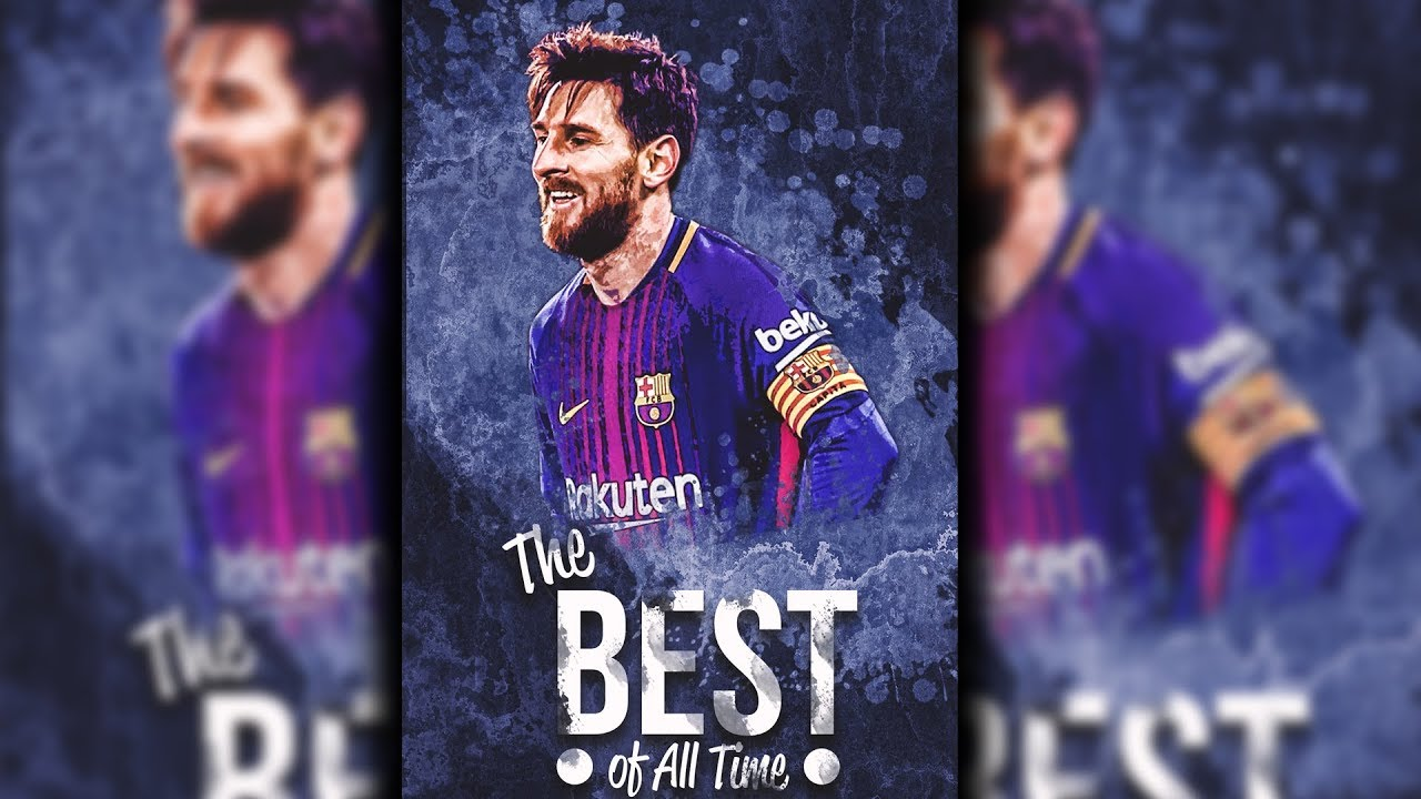 Lionel Messi Wallpaper Tutorial