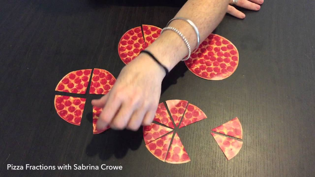 math worksheet : pizza fraction activity  youtube : Fractions For 2nd Grade Video