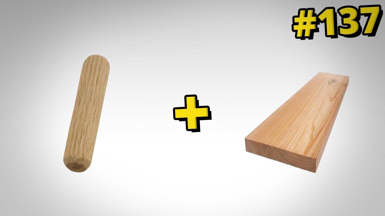 Jak naprawić dziury w drewnie