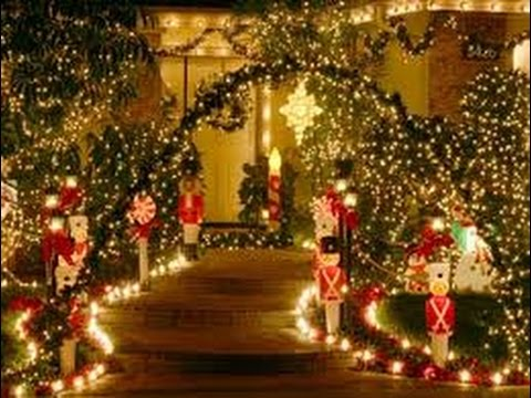 Christmas Light Decoration IDEAs 2017 - 2018 - YouTube