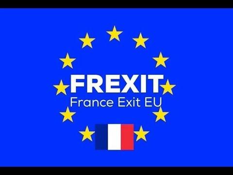 Brexit:   Conférence de presse de Marine Le Pen