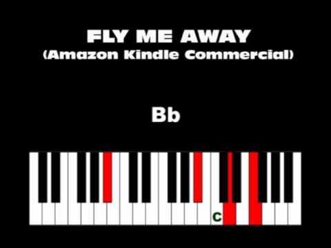 Amazon Kindle commercial