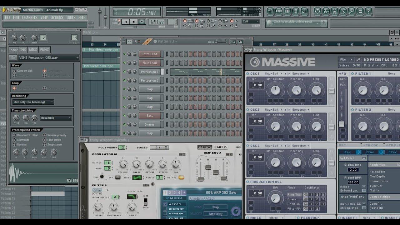 nexus download fl studio 12