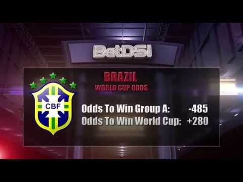 2014 World Cup Team Preview | Brazil Odds and Betting Predictions