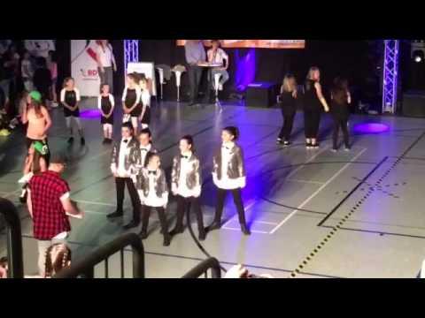 Süddeutsche Meisterschaft Kids Small Group 2016 Freudenstadt Sichtungstanz