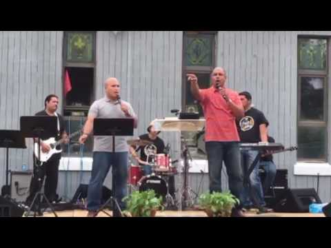 July 31, 2016 Live Outside Church Service; Lets Praise the Lord Together!