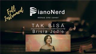 Tak Bisa - Brisia Jodie (Instrumental Cover / Karaoke)
