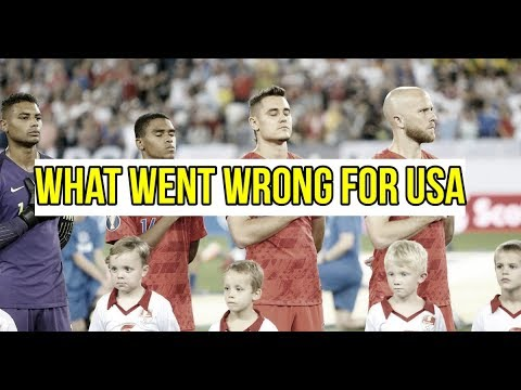 The USMNT Lost The Gold Cup Final, And That's Probably OK