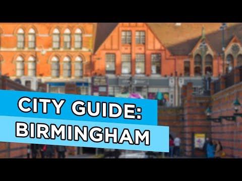 City Guide Birmingham