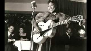 sister rosetta tharpe dont take everybody to be your friend