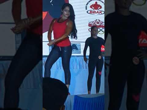 Miss Kerala Fitness 2018-19