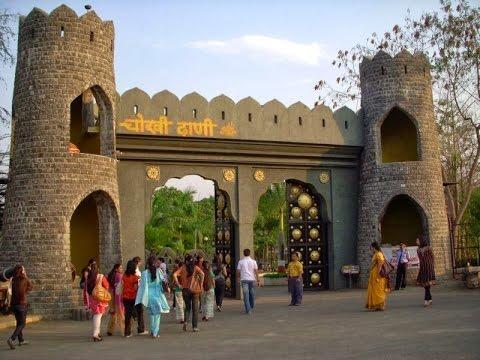 Trip to Chokhi Dhani Pune