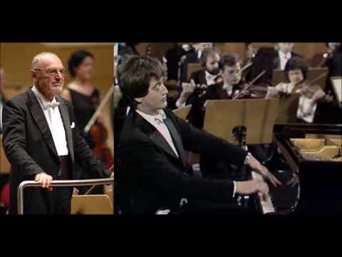 """Reger """"Piano Concerto"""" Steven De Groote/Michael Gielen"""