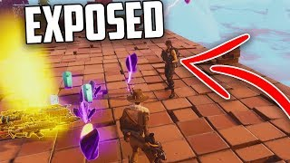 EXPOSING FORTNITE SCAMMERS in My Xbox Club! - Fortnite Save The World