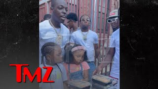 Bobby Shmurda Helps Struggling Dads for Father's Day, Free Cuts & Meals | TMZ