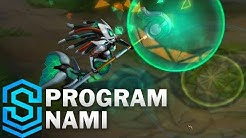 Program Nami Skin Spotlight - League of Legends