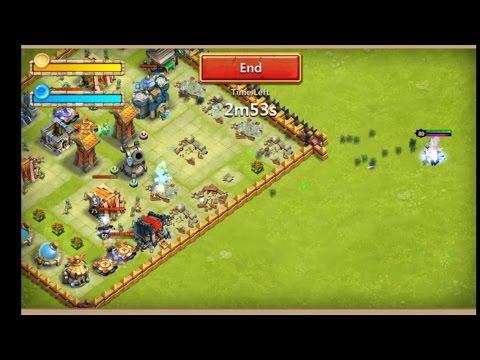 Castle Clash The New Adventure - Cheat Or Bug?