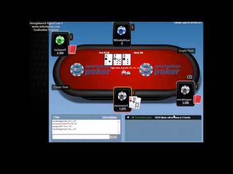 Let's play some FREE online poker at nlop.com!