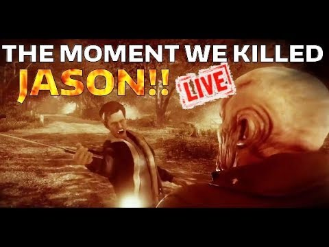LEGIT JASON KILL!! Captured LIVE!! (Full Round)_Friday The 13th