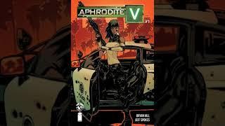 Geek Out Book Club: Aphrodite V