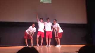 Jingle Bell Rock - Mean Girls Dance - Boys Edition (Mean Boys)