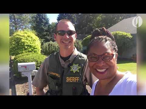 Listen: Woman calls 911 on Oregon state Rep. Janelle Bynum while canvassing neighborhood