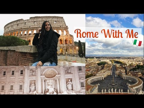 TRAVEL VLOG: Rome, Italy| 14 Days in Europe- Ep.5
