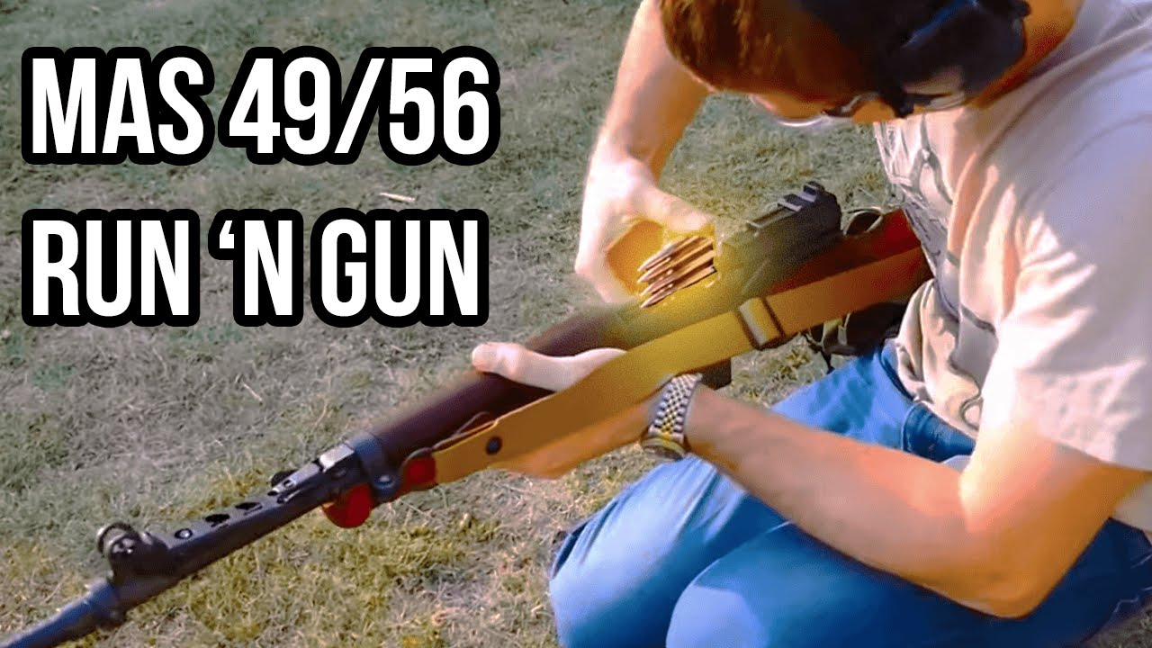 MAS 49/56 Run and Gun (the one where everything goes wrong)