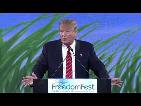 Donald Trump (2015-07-11) Las Vegas, Nevada