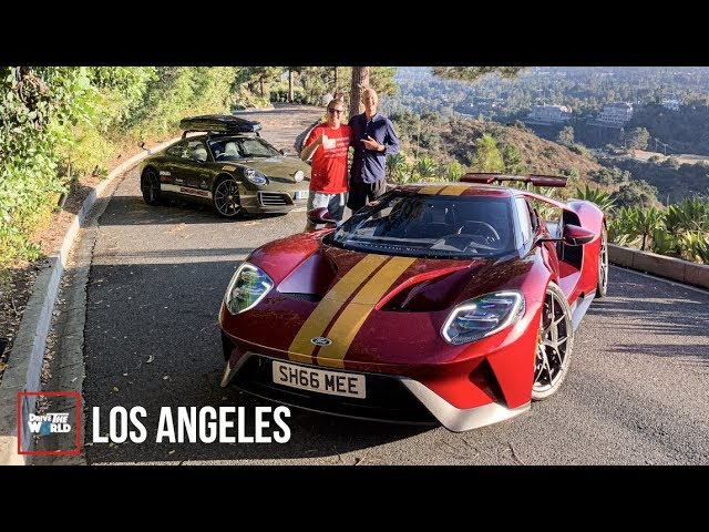 Welcoming Shmee150 To Los Angeles [+ Mad Hypercar Convoy]