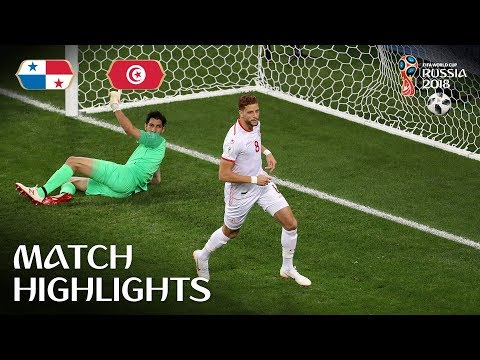 Panama v Tunisia - 2018 FIFA World Cup Russia™ - Match 46
