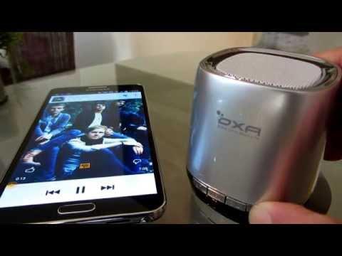 OXA Bluetooth Mini- Lautsprecher