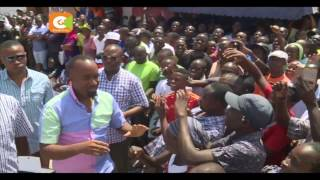 Joho, Kingi security detail withdrawn