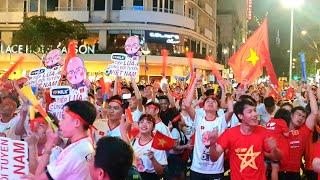 Vietnam 2-1 Indonesia: VỠ ÒA với CHIẾN THẮNG NGHẸT THỞ sau bàn thua đáng tiếc   SEA Games 30