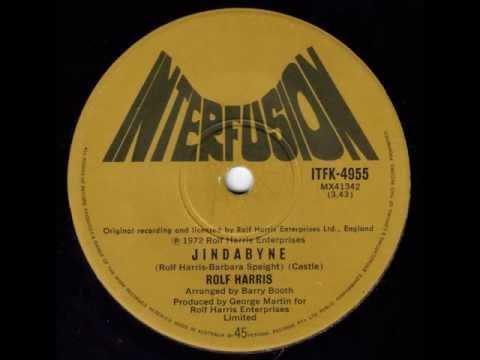 Rolf Harris - Jindabyne (Original 45)