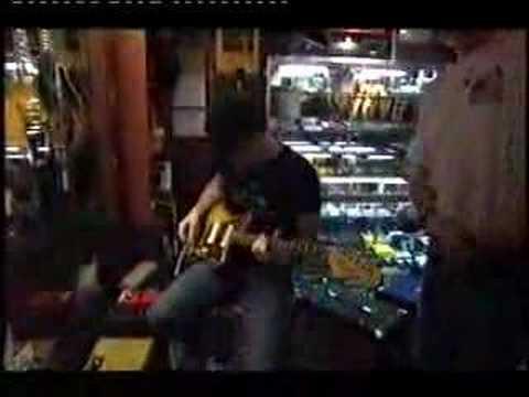 New York Tumble - Edge in Guitar Shops