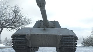 World of Tanks Jagdpanzer E-100 - 7 Kills - 11.6K Damage