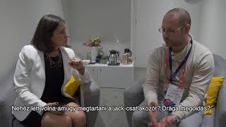 Interjú a Sony termékmarketing-menedzserével   MWC 2018