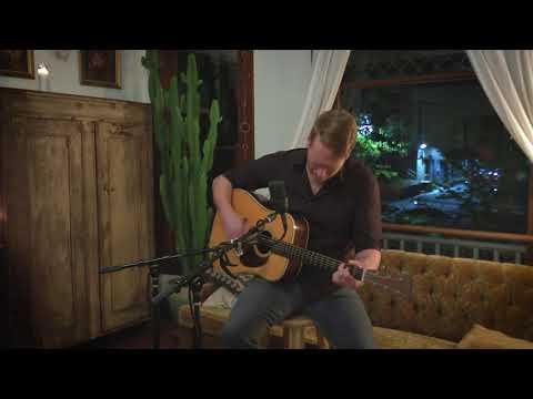 Barrett Baber - Strawberry Wine Cover - Acoustic