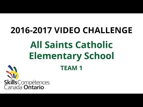 People's Choice Winner: All Saints Catholic Elementary School Team 1