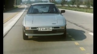 Autotest 1979 - Mazda RX-7 (Wankel)