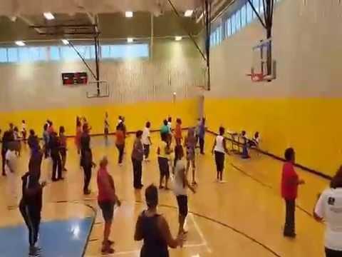 My Sidepiece Line Dance -Lower 9th Ward Community Class 9 1 15