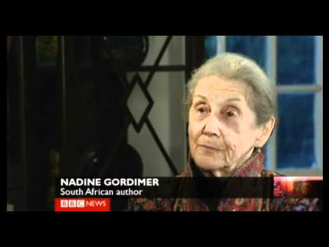 Hardtalk - Nadine Gordimer, South African writer Part 2.wmv