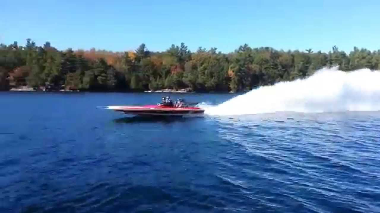 JET BOAT BLOWN BB CHEVY 505 IT'S THE FASTEST ON MOST ...