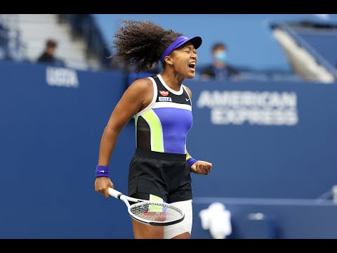 Naomi Osaka Vs Victoria Azarenka | US Open 2020 Final