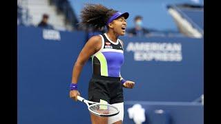 Naomi Osaka vs Victoria Azarenka | US Open 2020 Final